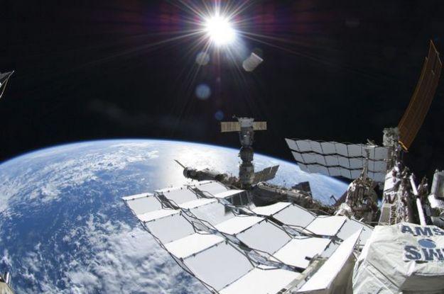 satellite rosat terra