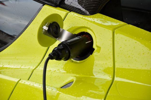 auto elettrica busto arsizio