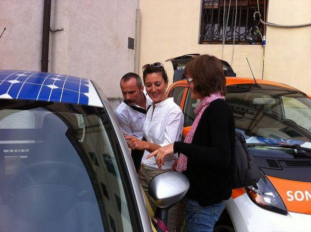 auto elettriche italiani
