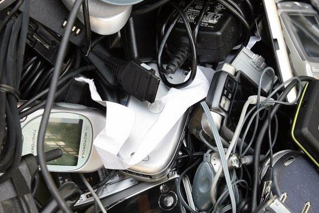 centri raccolta rifiuti elettronici effrazioni