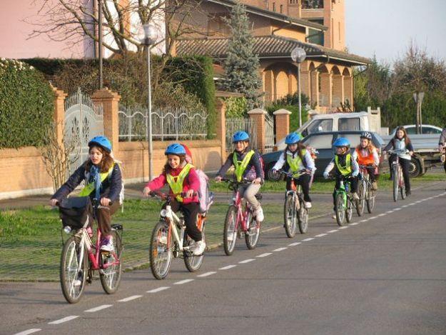mobilita sostenibile reggio emilia bicibus