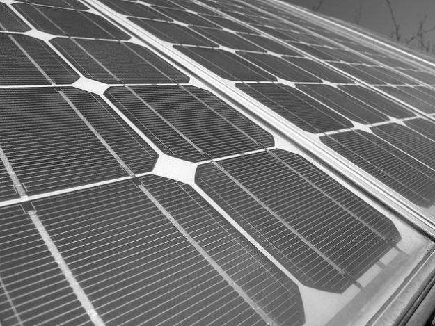 pannelli fotovoltaici supermercato