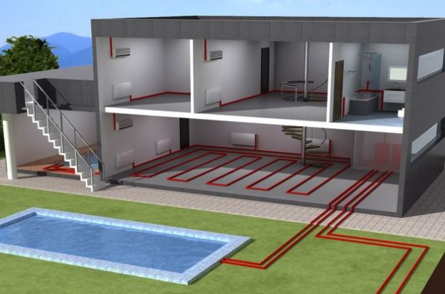 risparmio energetico casa ecologica geotermia