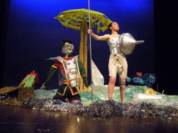settimana europea riduzione rifiuti padova teatro educazione ambientale