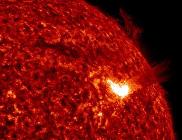 tempeste solari 2012 effetti pianeta