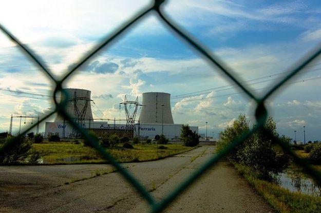 centrale nucleare alessandria principio incendio