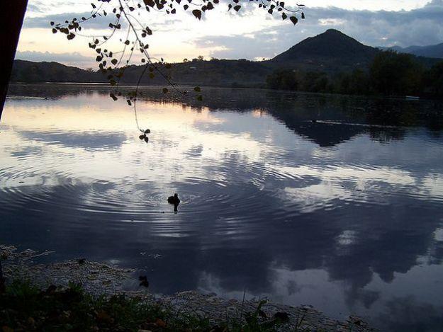 contaminazione ambientale lago posta fibreno