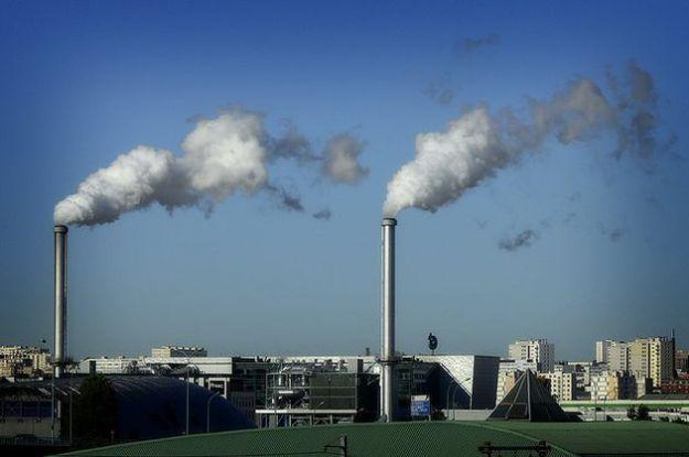 inquinamento ambientale roma carbon free