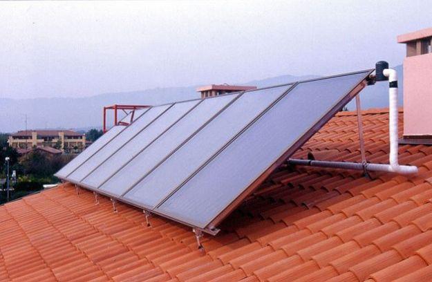pannelli solari riciclo italia