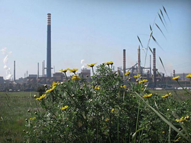 Donne per Taranto, il Comitato contro lթnquinamento dello stabilmento siderurgico Ilva.