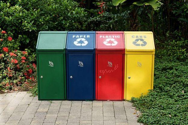 riciclo rifiuti occupazione