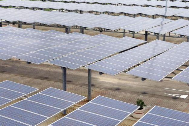 Roma, inaugurazione dell'impianto fotovoltaico ACEA al centro commerciale