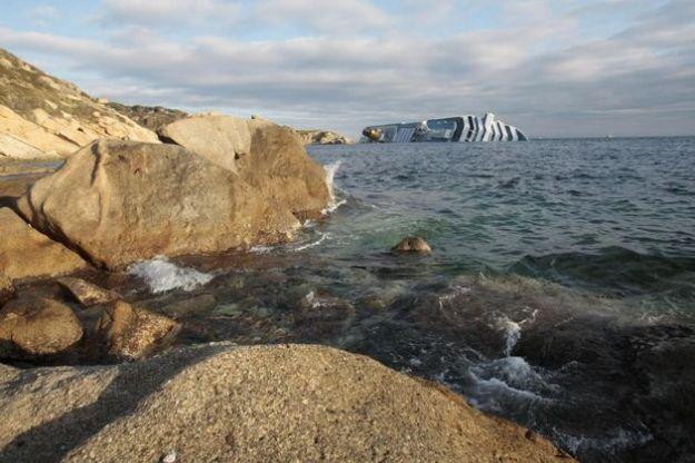 naufragio costa concordia danno ambientale