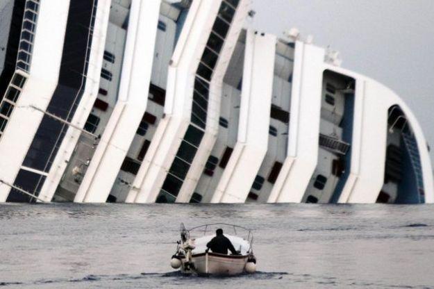 naufragio costa concordia nave ecocompatibile
