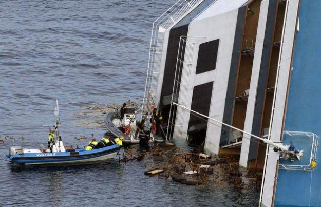 naufragio costa concordia recupero carburante dettagli modalita