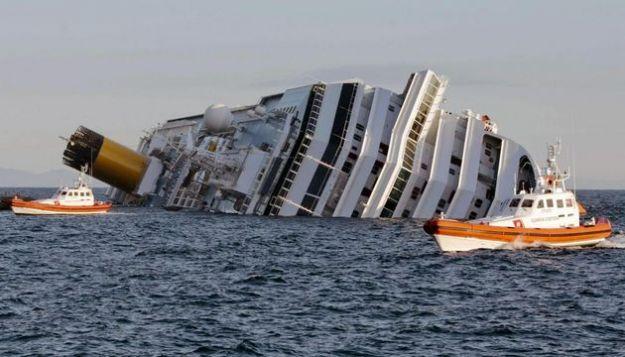 nave costa concordia emergenza ambientale arcipelago toscano