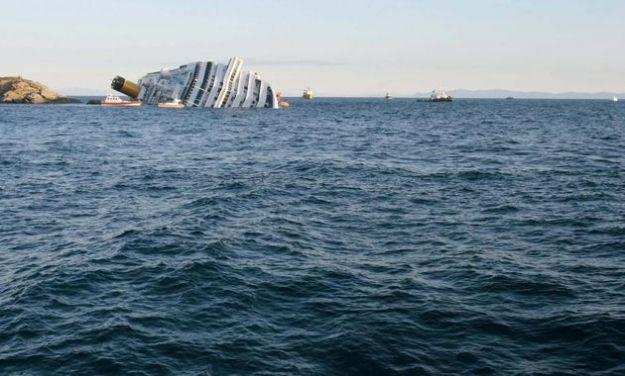 nave costa concordia impatto ambientale