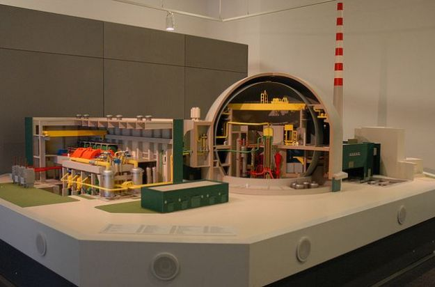 reattore nucleare bill gates
