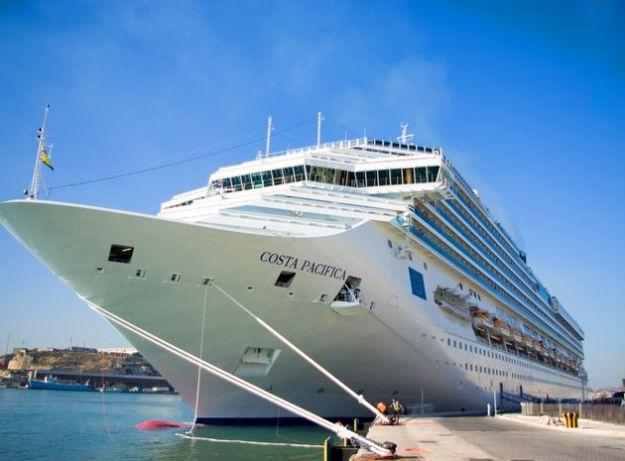 impatto ambientale navi vicino costa dubbi
