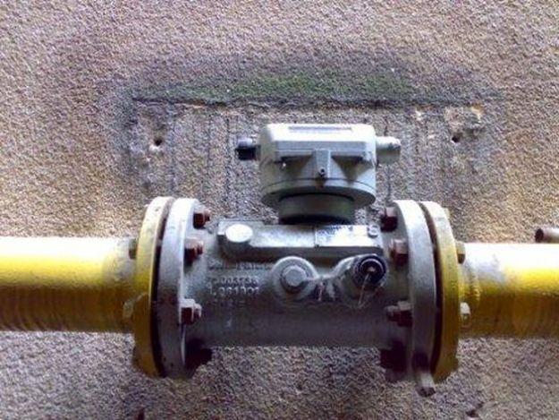 maltempo italia consumo gas condutture