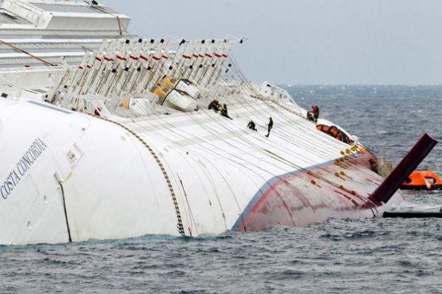 nave costa concordia sostanze tossiche