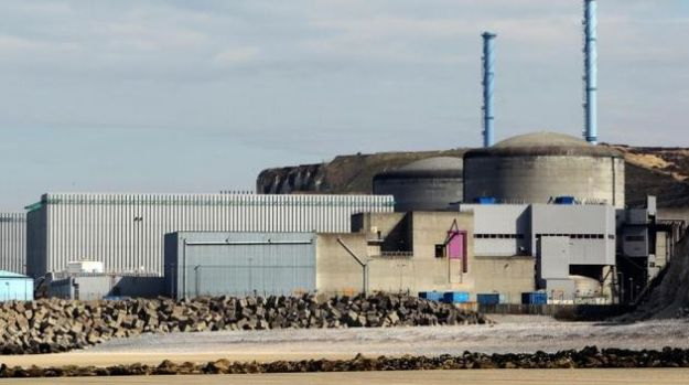 incendio centrale nucleare francese