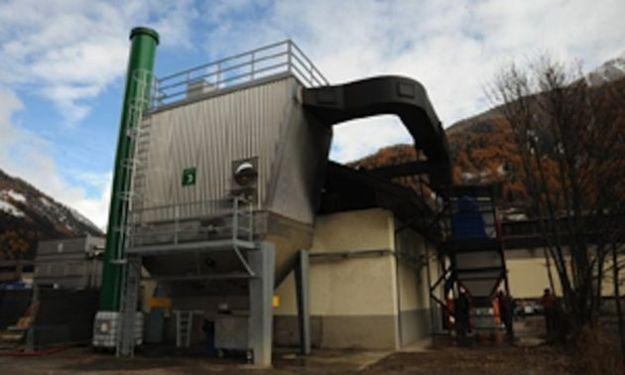 centrale biomasse energia pulita