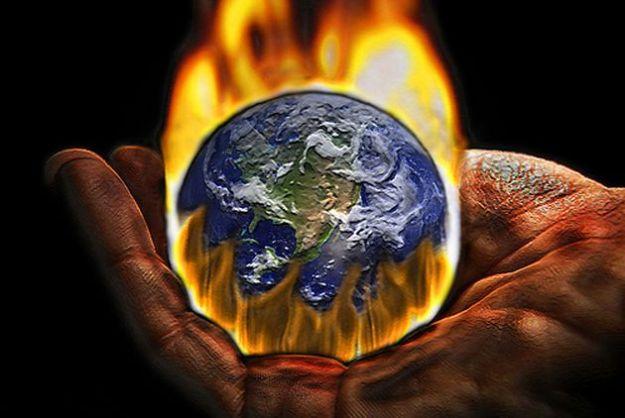 riscaldamento globale campagna