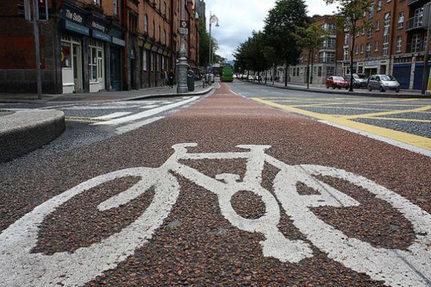 andare lavoro bici sicurezza
