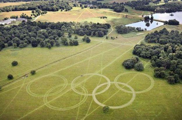 olimpiadi 2012 londra green