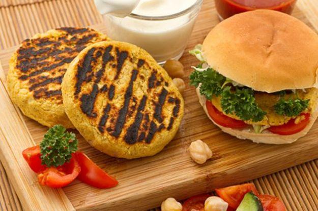 ricetta hamburger vegetariani