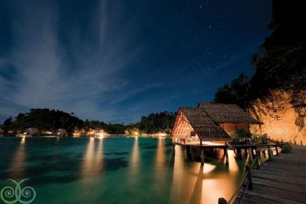 vacanze sostenibili misool eco resort raja ampat