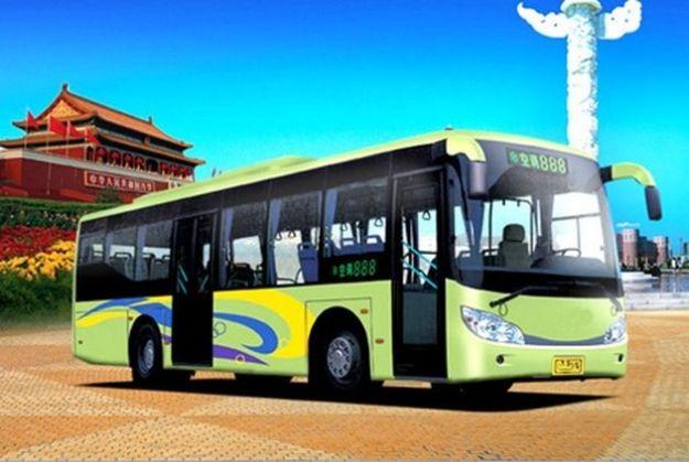 trasporto pubblico sostenibile autobus rama e life