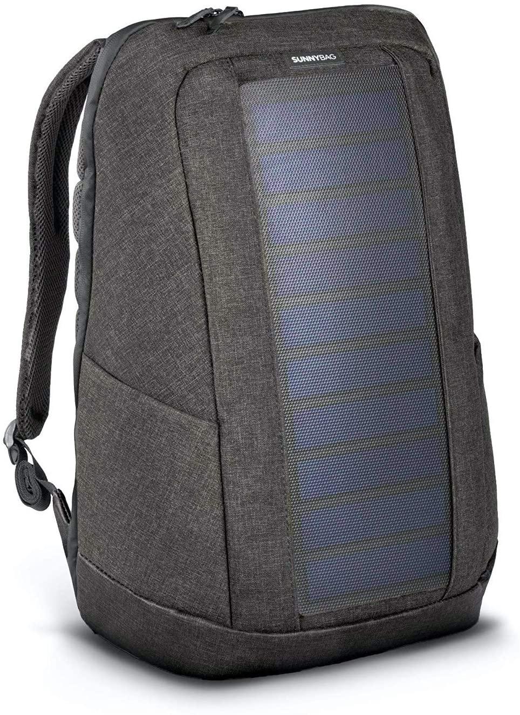 Zaino con pannelli solari Sunnybag