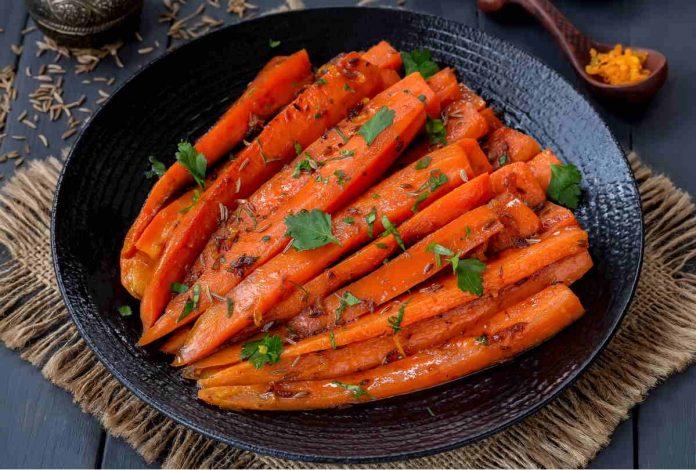 carote curry e cumino