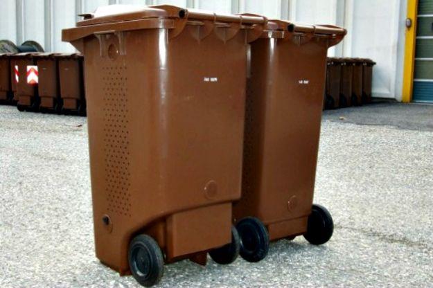 cassonetto rifiuti organici milano