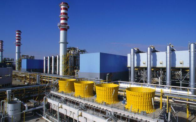 centrali gas naturale energia