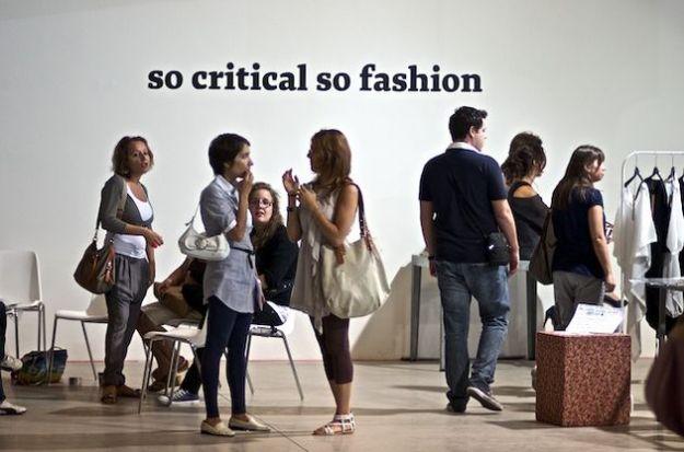 so critical so fashion moda sostenibile