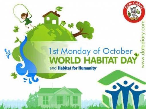 Giornata Mondiale Habitat