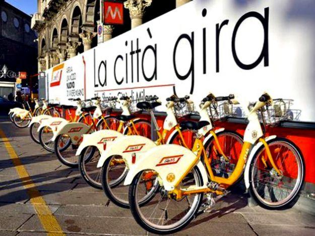mobilità sostenibile milano stazione bci disponibili