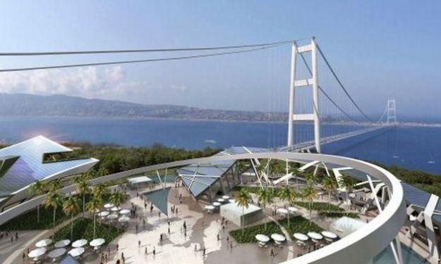 ponte sullo stretto clini