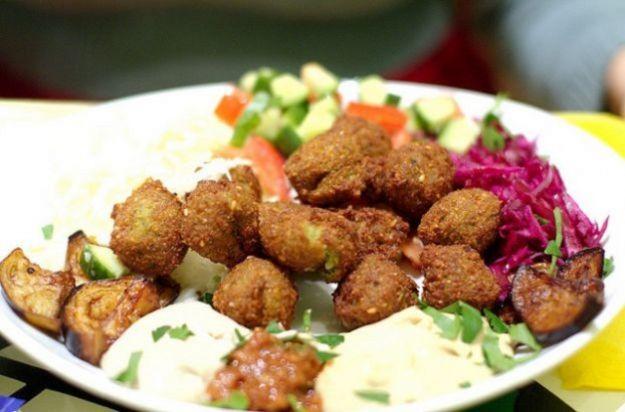 ricetta falafel