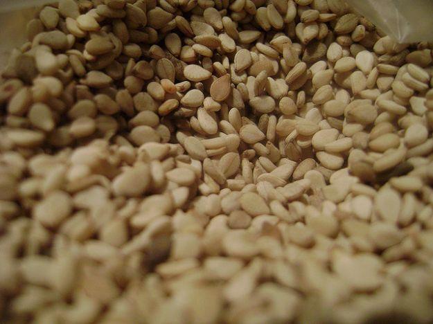 sesamo ricette pianta autunnale