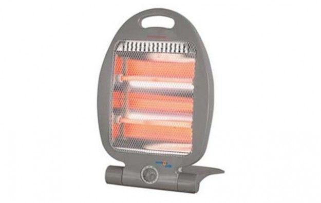 stufa elettrica ad infrarossi andros 400 800