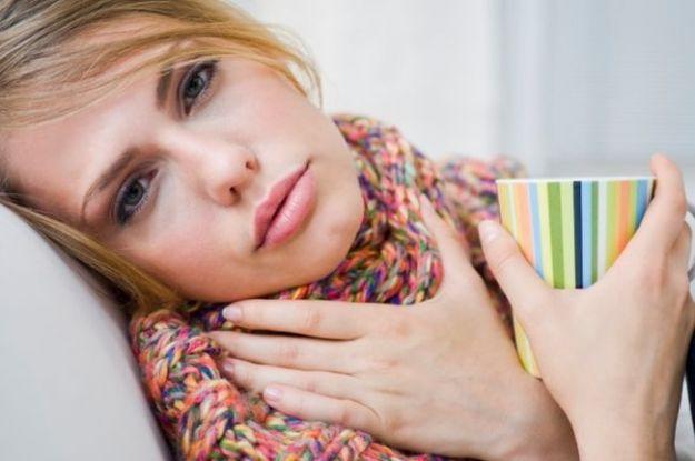 mal di gola i rimedi naturali