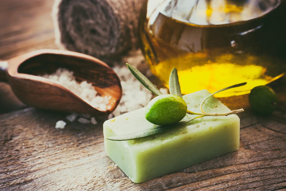 Saponette olio d'oliva