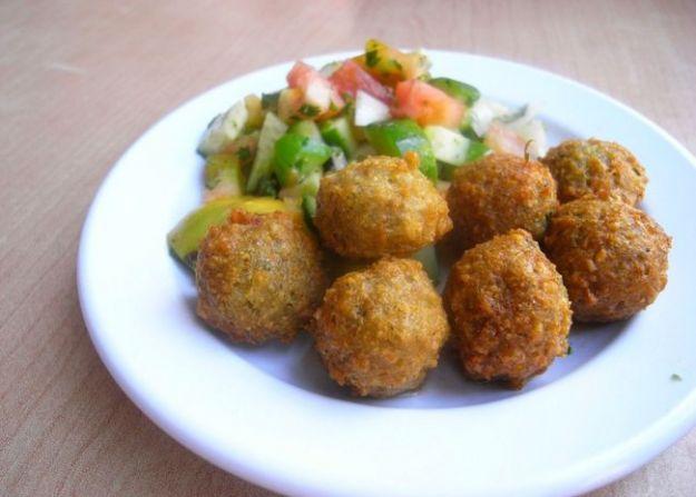 come cucinare il falafel vegetariano