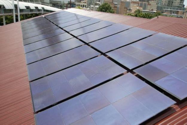 installare pannelli solari sul tetto
