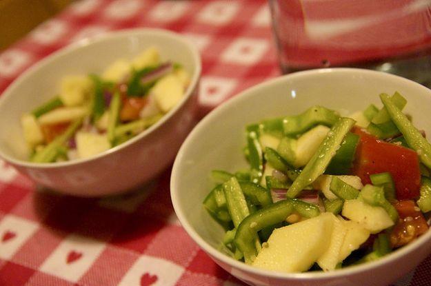 ricette estive vegetariane veloci