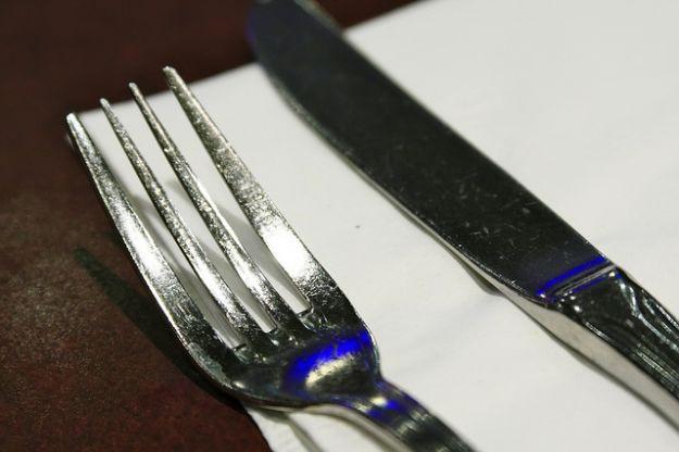 pulire argento bicarbonato